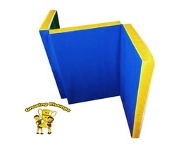 "Universal Triple Folding Gym Mat 60""x40""x4"" super high strength and dura... - $145.85"