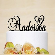 Personalized Cake Topper Custom Name Number Birthday Baby Shower Party A... - $18.74