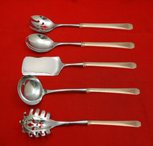 Monterey by Wallace Sterling Silver Hostess Set 5pc HHWS  Custom Made - $392.45