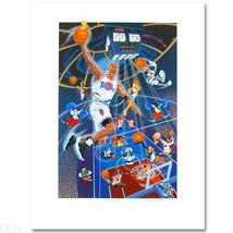 SPACE JAM LIMITED EDITION SERIGRAPH - $450.00