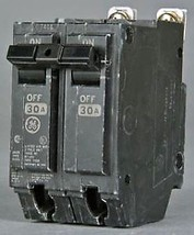 THQB22030 Molded Case Circuit Breaker - Thqb 2 Pole 240V 10K Ic 30 Amp - $22.18