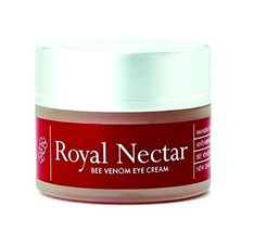 Royal Nectar Bee Venom Eye Cream 15ml made in Newzealand - $37.62