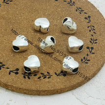 Charms Sweet Bell wholesale (50 pieces/lot) 7*10*11mm Antique Silver Big... - $29.99
