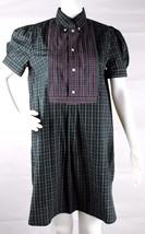 Ralph Lauren shirt dress women's casual short sleeve button front cotton... - $18.43