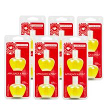 Claire Burke Applejack & Peel Electric Fragrance Warmer Refill 6-Pack Bu... - $76.73