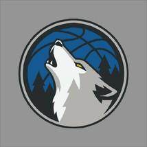 Minnesota Timberwolves #7 NBA Team Logo Vinyl Decal Sticker Car Window Wall - $6.28+