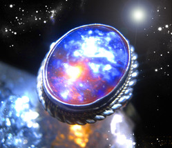 HAUNTED RING EXTREME BLAST OF SPEED ACCELERATION OF MAGICK OOAK RARE MAGICKAL - $4,077.77