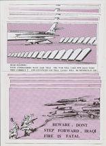 Iraqi Desert Storm Propaganda Fliers, Two Varie... - $6.00