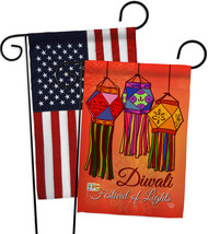 Festival Of Lights - Impressions Decorative USA - Applique Garden Flags Pack - G - $30.97