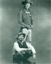 Ken Curtis James Arness B/W Gunsmoke  8X10 Photo 8Y-302 - $14.84