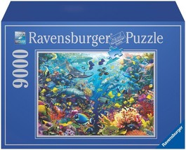 Ravensburger Underwater Paradise - 9000 pc Puzzle  - $147.44