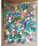 """250 Superballs, Super, Bouncy Balls 27 mm, 1"""" for vending awards or part... - $14.80"""