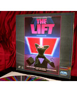 'THE LIFT' Ultra-rare Horror on Digital 12-Inch Laser Disc, Very Good Co... - $57.95