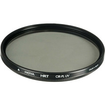 Hoya 77mm HRT Circular PL Polarizer UV Multi-Coated Glass Filter - $49.49
