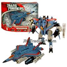 "Year 2007 Transformers 1st Movie Voyager Class 7"" Decepticon THUNDERCRACKER - $89.99"