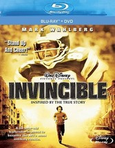 Invincible (Blu-ray/DVD/2 Disc Combo Pack)