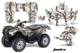 ATV Graphics Kit Decal Sticker Wrap For Honda Rancher AT 2007-2013 TUNDRA CAMO - $168.25
