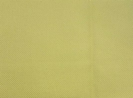 "CROSS STITCH FABRIC AIDA 14 COUNT YELLOW, 30"" X 18"" - $9.90"