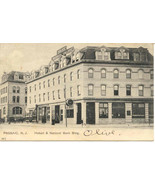 Drake Business College Passiac New Jersey 1906 Post Card - $6.00