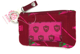 Victoria's Secret Pink University ID Holder Zipper Pouch  - $11.83