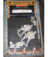 * Warhammer 8041C Catachan Heavy Flamer Team - $7.50