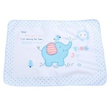 6080CM Baby KeepMeDry Pad Newborn Crib Sheet Infant Mattress Cover ElephantBLUE