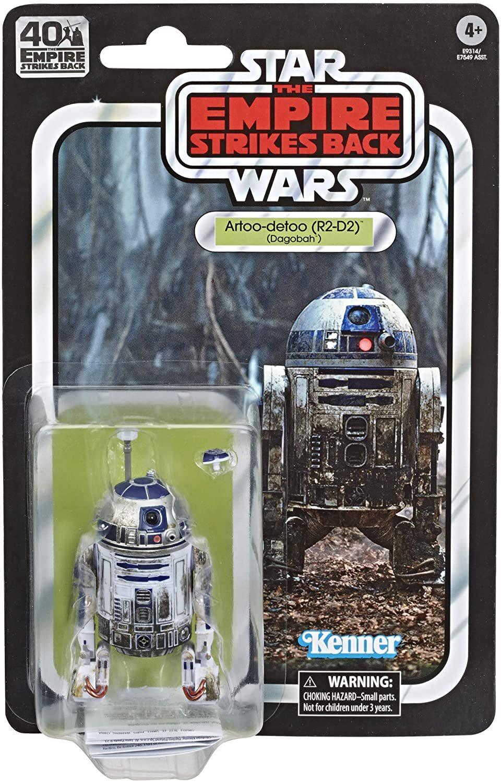 Star Wars: The Black Series ESB/Empire Strikes Back R2-D2 Action Figure