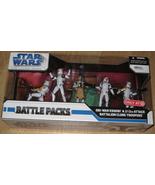 * Star Wars Clone Wars Obi-Wan & 212th Attack Battalion - $60.00
