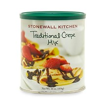 Stonewall Kitchen Traditional Crepe Mix, 16 Ounce - $12.70