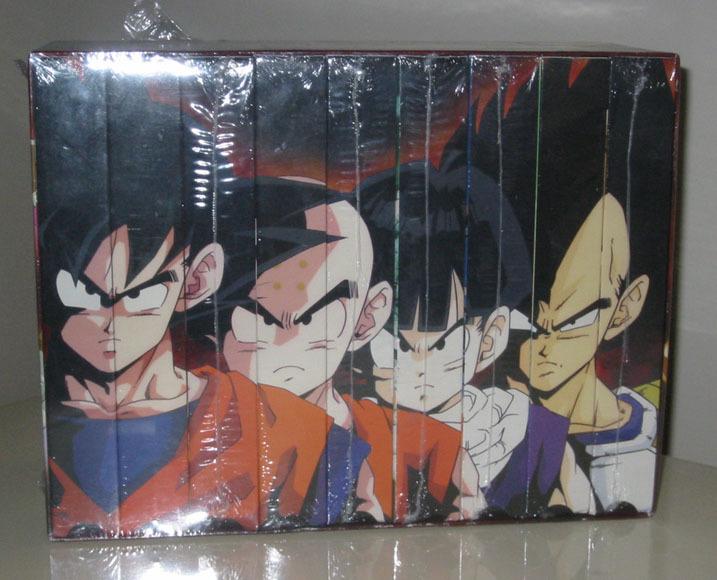 Dragon Ball Z - The Namek Saga Boxed Set II [VHS] Brand NEW!