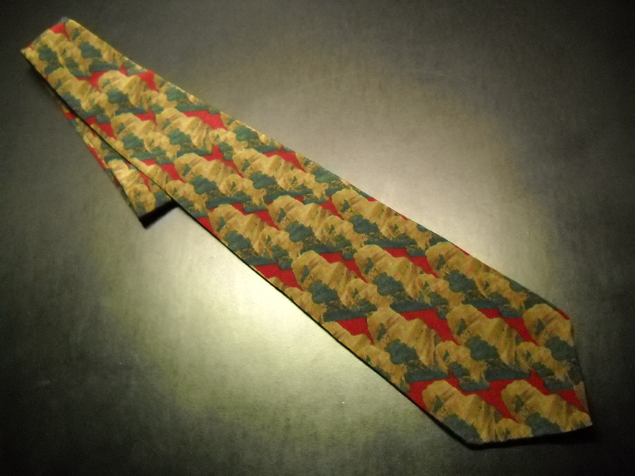 Tie j garcia desert storm collection six browns 01