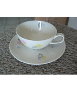 Syracuse cup and saucer (Carousel) 5 available - $4.90