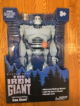 "The Iron Giant Warner Bros 14"" Light & Sound Motorized Walking Motion Toy - $36.99"