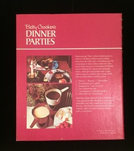 Vintage 1970 Betty Crocker's Dinner Parties Cookbook- hardcover image 6