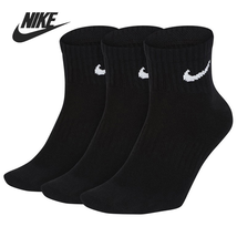 Original New Arrival Nike U Nk Everyday Ltwt Ankle 3PR Unisex Sports Socks - $30.99