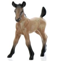 Hagen-Renaker Miniature Ceramic Horse Figurine Wild Mustang Colt Sorrel image 2