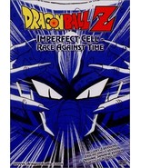Dragon Ball Z - Imperfect Cell: Race Against Time DVD (Uncut and Edited)... - $39.99