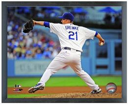 "Zack Greinke Los Angeles Dodgers - 11"" x 14"" Photo in a Glassless Sports... - $32.99"