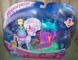 "Disney Princess Little Kingdom Pony Ride Stable 3"" Cinderella Doll Plays... - $14.73"