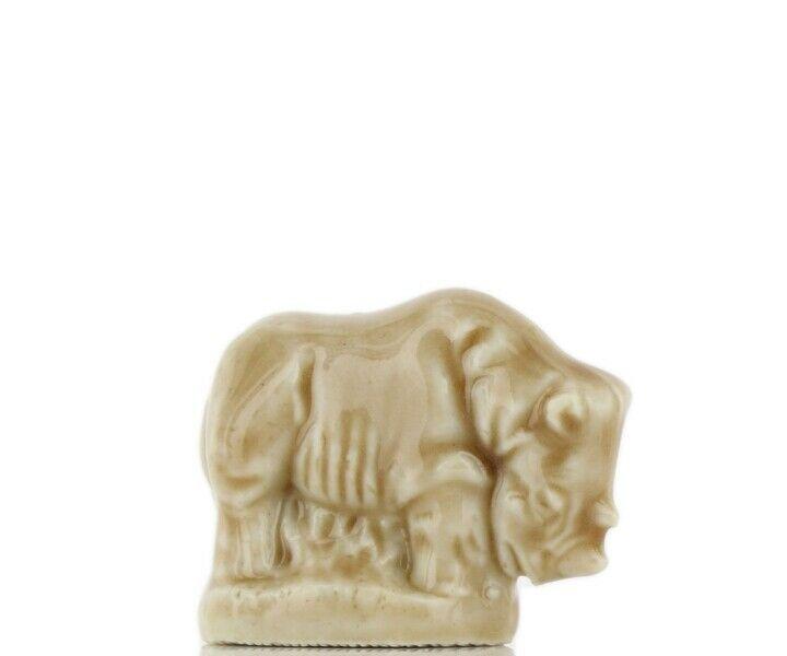 Wade Whimsie Miniature Noah's Ark Rhinoceros Head Down