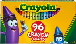 Crayola Crayons-96/Pkg - $23.83