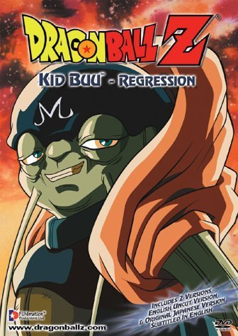 Dragon Ball Z - Kid Buu: Regression DVD (Uncut and Edited) NEW!