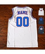 Tune Squad Space Jam Basketball Jersey Customized with Stitched Name And... - $44.95