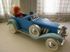 Vintage, 1982 Knickerbocker Orphan Annie in Limousine 15in x 6in - $75.95