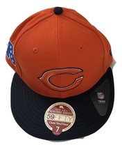 NWT New Chicago Bears New Era 59Fifty Heritage Series Wool Size 7 Fitted... - $21.00
