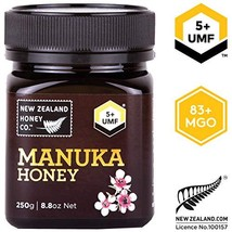 Zealand Honey Co. Raw Manuka Honey UMF 5+ | MGO 83+, 8.8oz / 250g - $15.50
