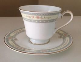 Vintage Royal Doulton Fine Bone China Tea Cup & Saucer Chatham #5141 England - $23.33