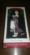 Hallmark Barbie solo in the spotlight collectib... - $10.00