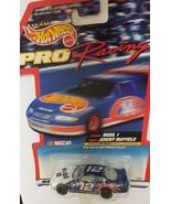 Hot Wheels Mattel Pro Racing  Mobil 1 Jeremy Mayfield #12 Die Cast Metal  - $5.95