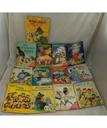 Rand McNally Elf and Tell-a-Tale Books Lot of 13 - $36.33